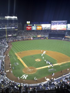 bb torch yankee game pic 1