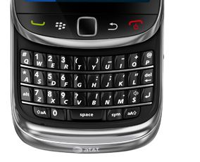 blackberry torch keyboard