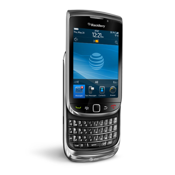 blackberry torch pic 1