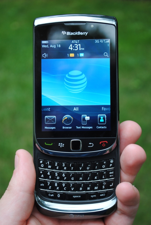 bb torch front