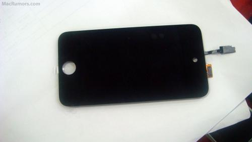 ipod touch 4 rumor screen pic 1