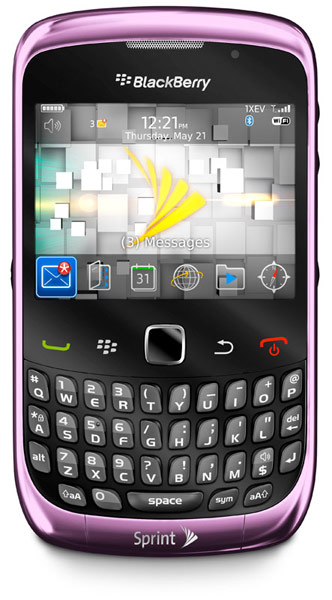 sprint bb curve 3G purple