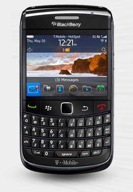 new blackberry bold 9780 tmobile