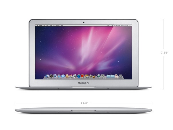 macbook air 2010 pic 1