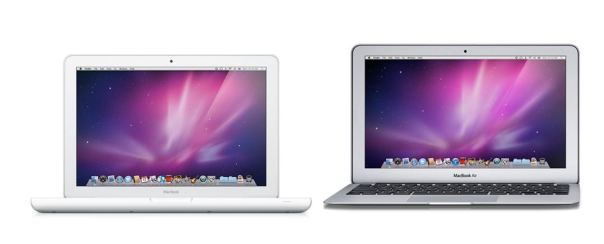 macbook air 2010 vs macbook 2010