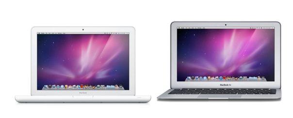 macbook air 2010 vs macbook 2010