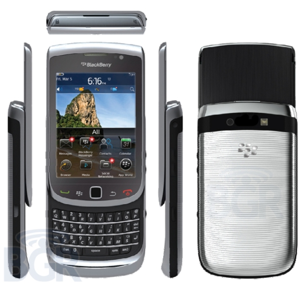 blackberry torch 2 rumor