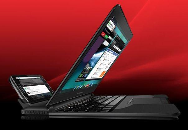 motorola atrix 4g laptop