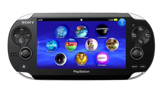 psp2 official ui