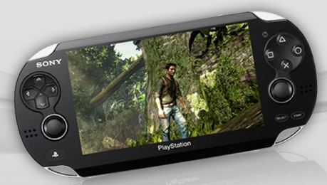 sony ngp uncharted