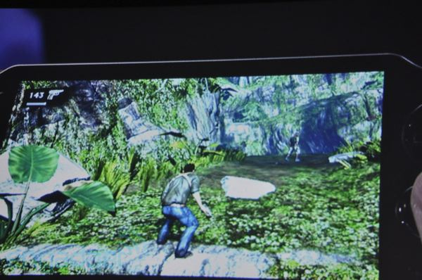 uncharted psp 2