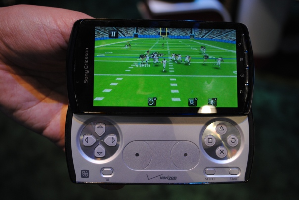 xperia play madden