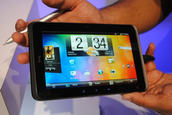 htc evo view 4g ctia