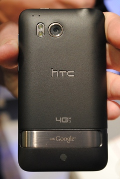 htc thunderbolt first look back