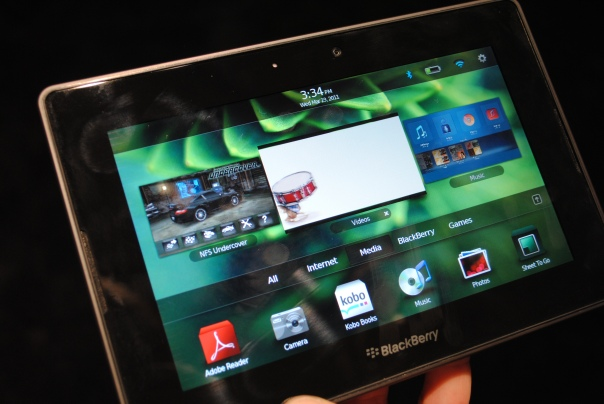 blackberry playbook multitasking ctia