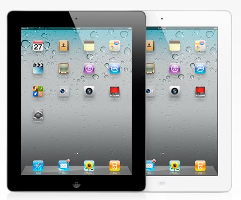 ipad 2 official