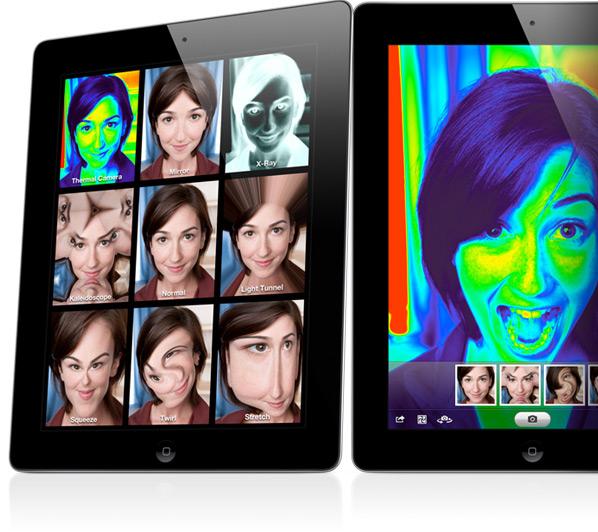 ipad 2 photo booth