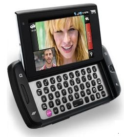 tmobile sidekick 4g video chat