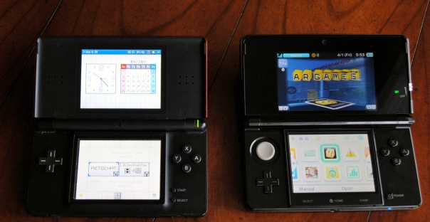 nintendo 3ds vs ds lite