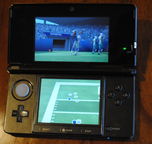 madden on nintendo 3DS