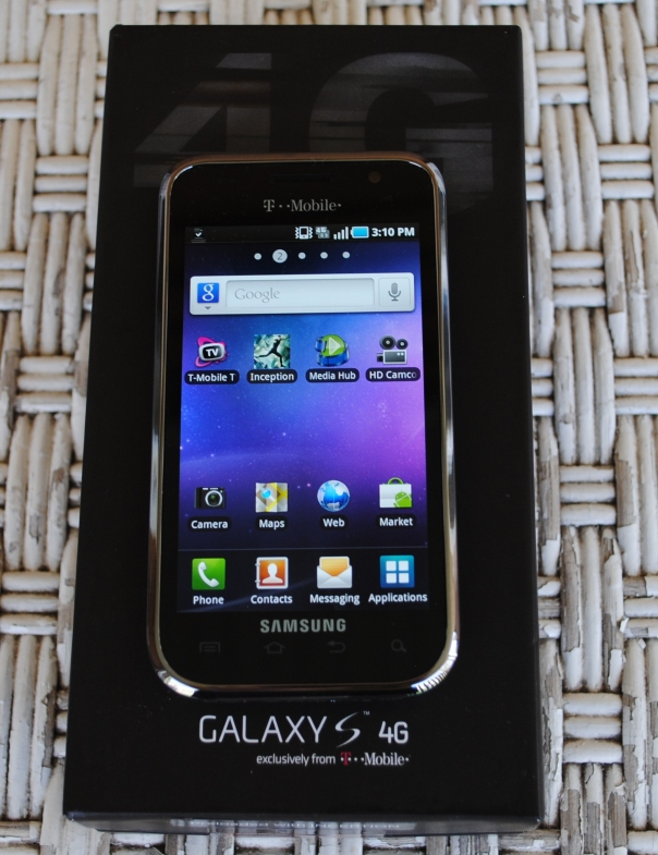 galaxy s 4g cover