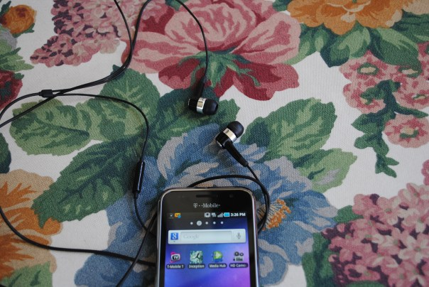 galaxy s 4g headphones