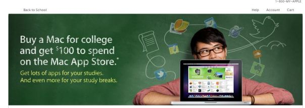 apple back to school 2011