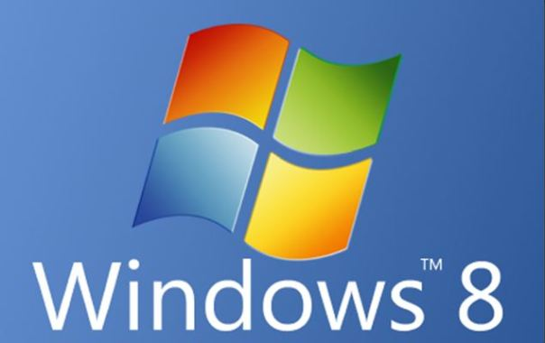 windows 8 mockup logo
