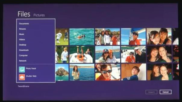 windows 8 photo viewer