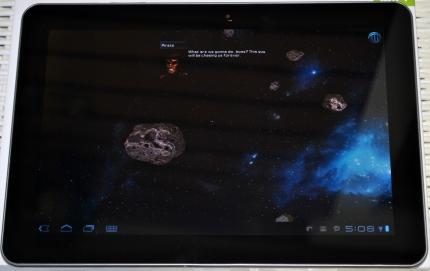 Galaxy on Fire 2 Tab
