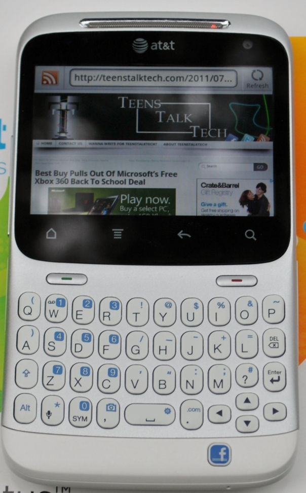 htc status browser