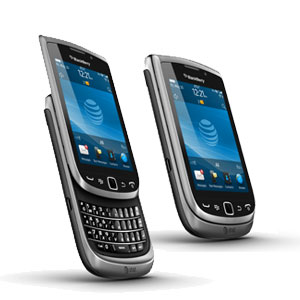 blackberry torch 4g 9810 official