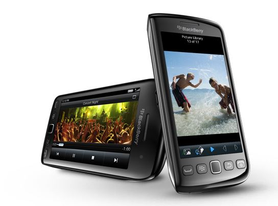 blackberry torch 9860 official