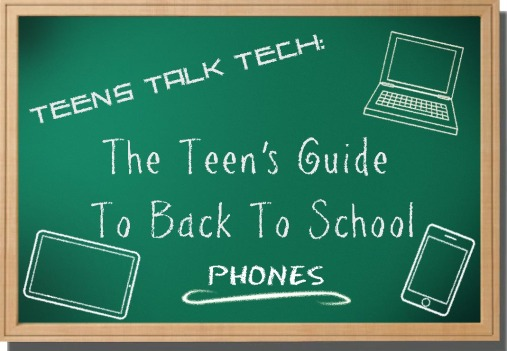 back to school phones