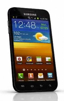 sprint epic touch 4g