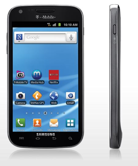 samsung galaxy s ii tmobile