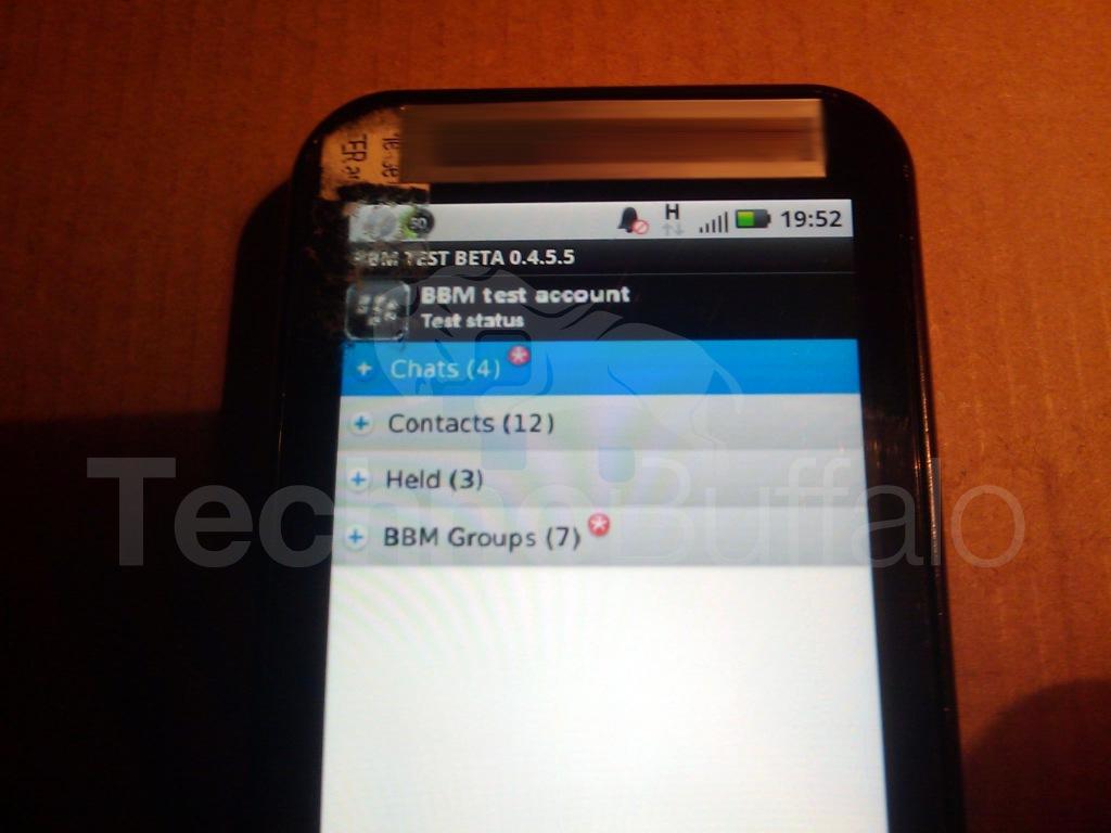 Phone Bbm For Android Phones blackberry messenger teenstalktech bbm android rumor 1