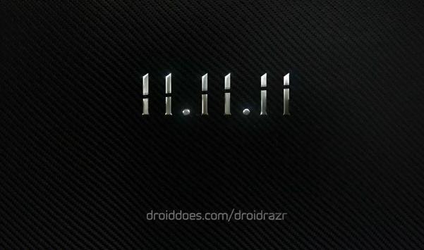 droid razr launch date
