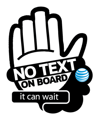 AT&T It Can Wait Logo