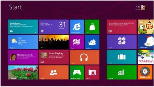 windows 8 start screen 1