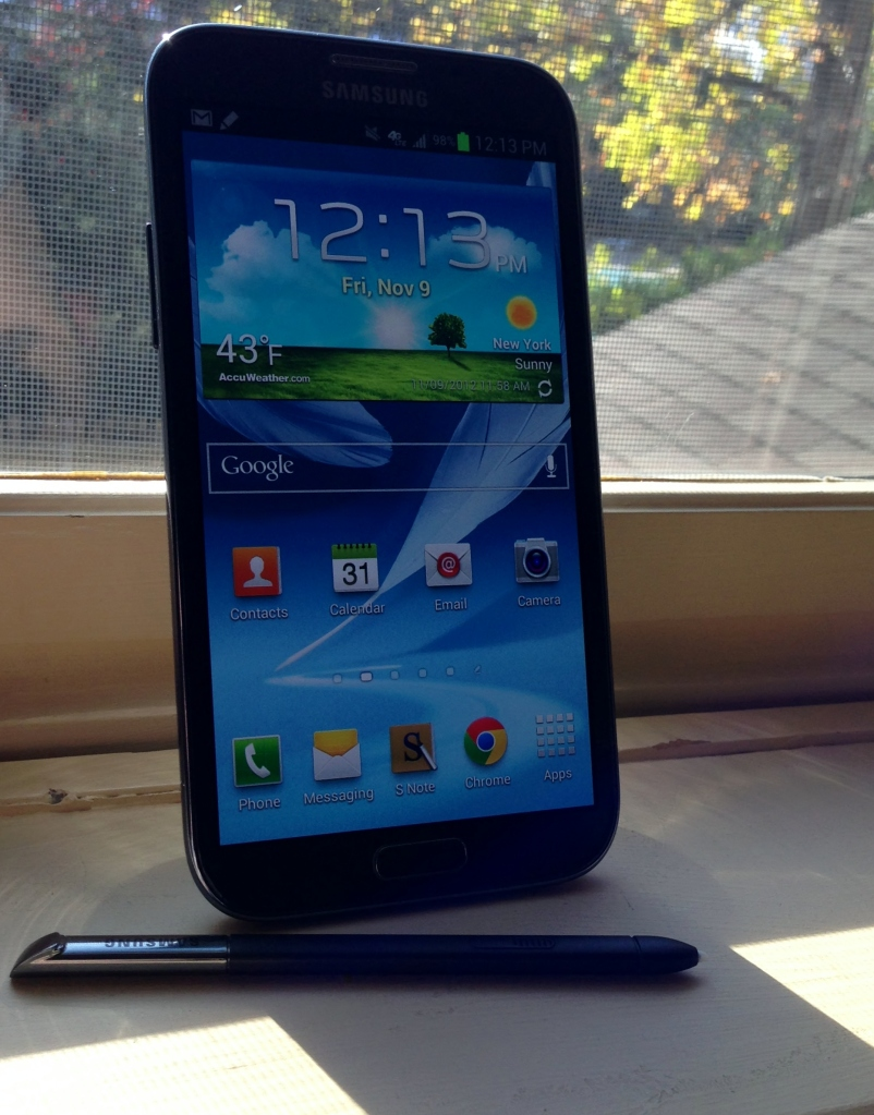 galaxy note 2 review pic 3