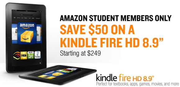 amazon student kindle fire hd deal