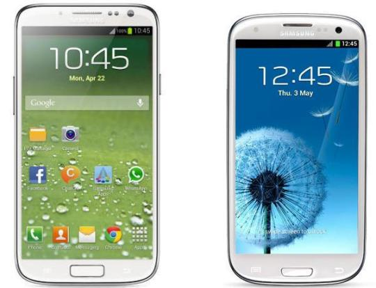 galaxy s iv and s iii rumor 1
