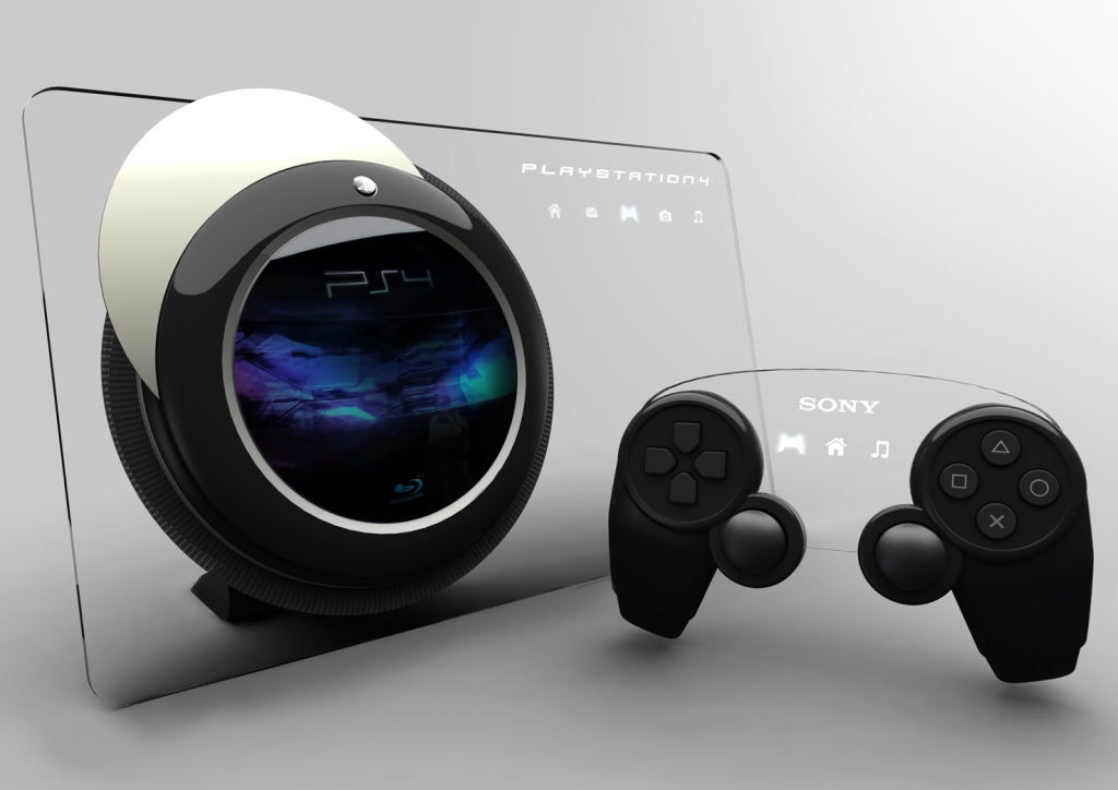 playstation 4 rumor mock up