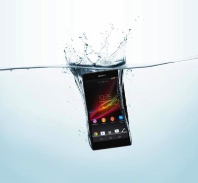 xperia z water