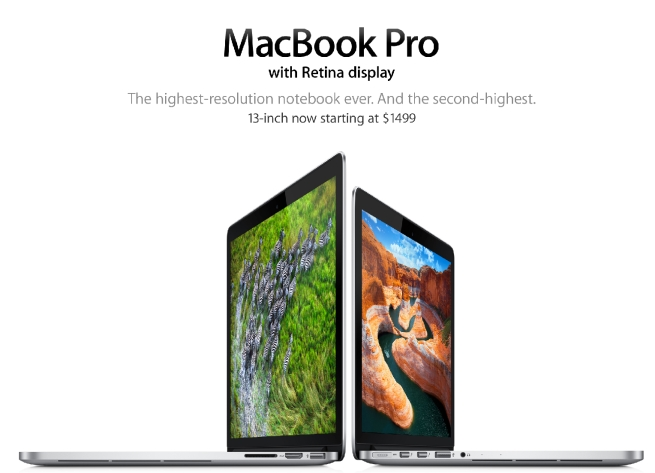 macbook pro retina price cut