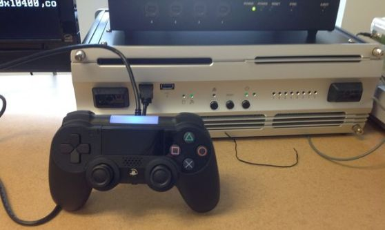 playstation 4 controller leak