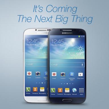 galaxy s 4 next big thing