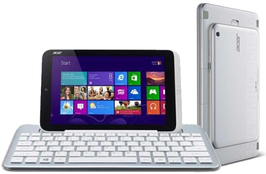 acer w3 windows 8 tablet leak