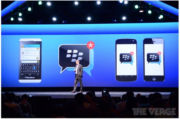 bbm iphone android announcement